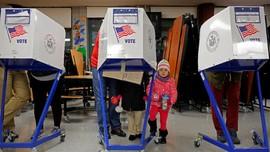 Fakta- Fakta Persaingan Menjelang Pemilu Sela 2018 AS