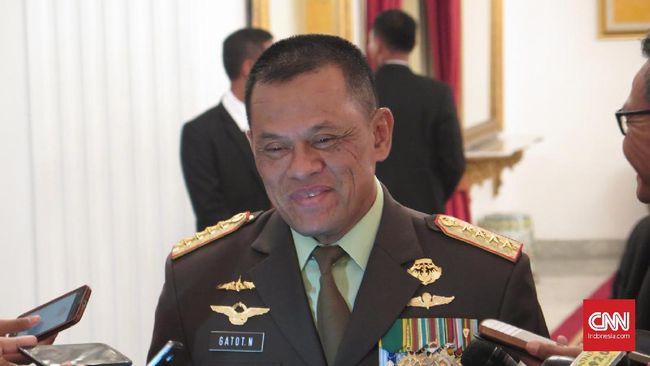 TNI Siap 'Gebuk' Ormas Radikal