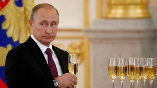 Sengketa Wilayah, Putin Bertolak ke Jepang Temui Abe