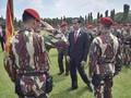 Jokowi Minta Perwira TNI Lentur Hadapi Persaingan Global