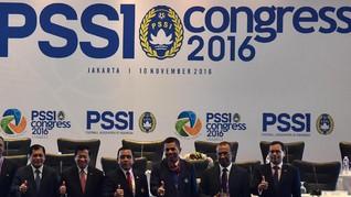PSSI Janji Lunasi Utang Rp25 Miliar ke La Nyalla