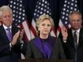 Hillary Clinton Tuding FBI Sebabkan Kekalahannya