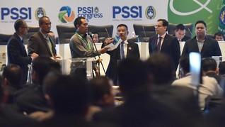 Tiga Bakal Calon Ketua PSSI Resmi Daftar ke Komite Pemilihan