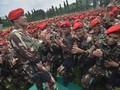 Tak Hadiri HUT Kopassus, Jokowi Kirim Ucapan via Video