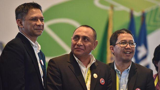 Tangan Emas Iwan Budianto di Sepak Bola Indonesia