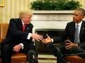 Obama kepada Rakyat AS: Beri Trump Kesempatan
