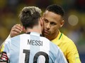Messi: Mengerikan jika Neymar ke Real Madrid