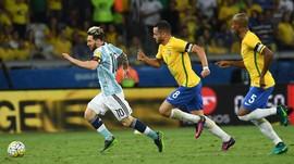 Lionel Messi Kebingungan Lagi