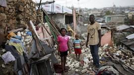 Korban Gempa Haiti Bertambah, Tewas 15 Orang