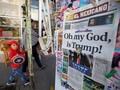 Trump Jadi Presiden AS, Media Meksiko Gempar