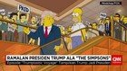 The Simpsons Ramal Donald Trump Jadi Presiden 16 Tahun Lalu