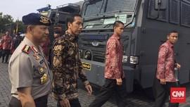 Jokowi Perintahkan Kapolri Usut Tuntas Bom Samarinda