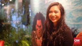 Cerita Seniman Indonesia Rancang Baju Anna 'Frozen 2'