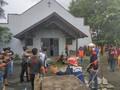 Polres Samarinda Tangkap Pelaku Bom Gereja Oikumene
