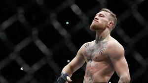 Conor McGregor Pensiun dari UFC
