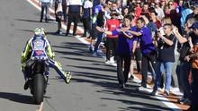 Bos Honda Ungkap Rahasia Mengejutkan soal Rossi di 2015