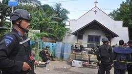 Ayah Korban Bom Samarinda Saksikan Anaknya Hangus di Gereja