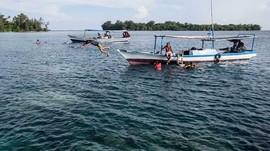 Transportasi Masih Jadi Kendala di Pulau Seribu