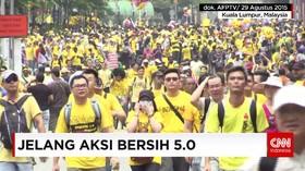 Aksi Bersih 5.0 Malaysia Untuk Pemilu dan Pemerintah Bersih