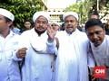 Rizieq Shihab Tak Sabar Melihat Ahok Ditahan dan Diadili