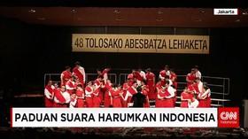 Batavia Madrigal Singers Juara Paduan Suara Internasional