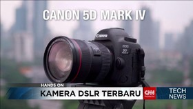 Kamera DSLR Terbaru Pesaing Mirrorless ?
