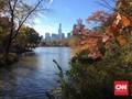Central Park Resmi Melarang Kendaraan Bermotor Melintas