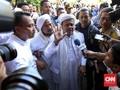Rizieq Shihab Dilaporkan ke Polisi Soal 'Duit Palu Arit'