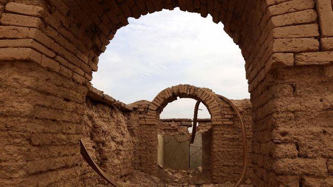 Drone, 'Juru Selamat' Kota Bersejarah Nimrud