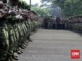 Waspadai Ancaman, Jokowi Cek Kesiapan Kostrad