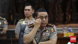 Penyerang Mapolda Riau Terindikasi terkait Teroris Surabaya