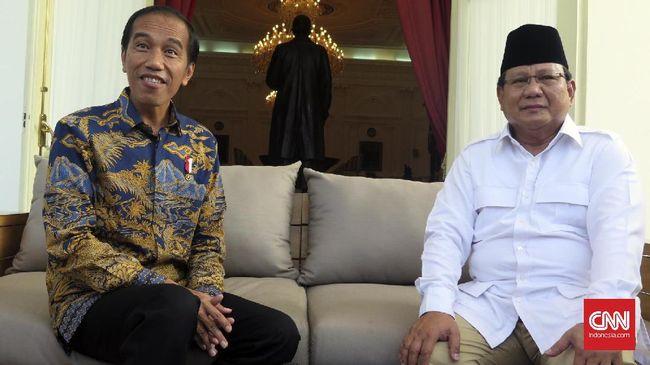 Peluang Duet Jokowi-Prabowo Terbuka, Golkar Tak Masalah