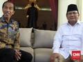 Senyum Hashim Ditanya soal Jokowi Ajak Prabowo Jadi Cawapres