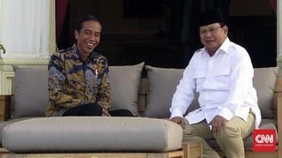 AHY Terpopuler Jadi Cawapres Jokowi, Anies Cawapres Prabowo