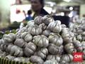 Enggar Ungkap Perusahaan China Monopoli Bawang Putih Impor