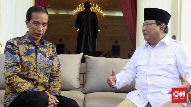 Jokowi vs Prabowo dan Alternatif Calon di Pilpres 2019