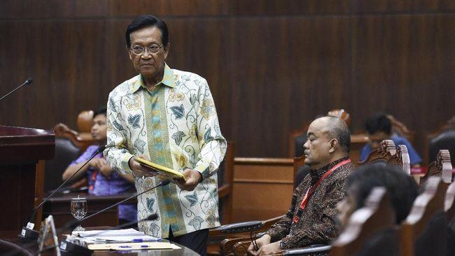 Sultan HB X Berharap Jokowi-Prabowo Bertemu di Momen Lebaran