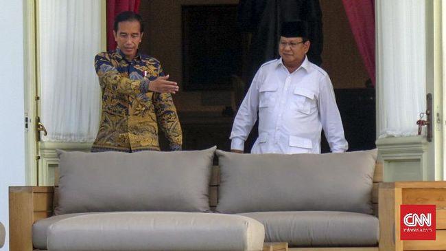 Elektabilitas Jokowi Ungguli Prabowo Subianto di Jawa Tengah