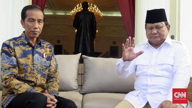 Survei Alvara: Jokowi Ungguli Prabowo Jika Pilpres Hari Ini