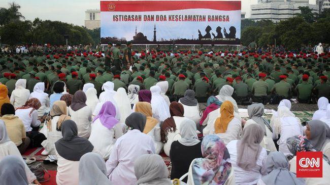 Panglima TNI: Demo Lanjutan Tak Masalah