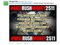 Patroli Siber Polri Cari Penyebar Isu <i>Rush Money</i>