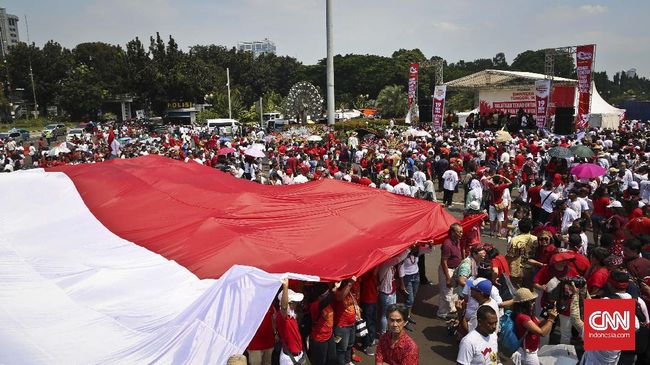BPS: Masyarakat Indonesia Semakin Sulit Saling Percaya
