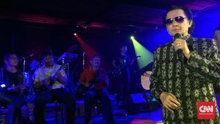 Mus Mulyadi, Sang 'Buaya Keroncong' Indonesia