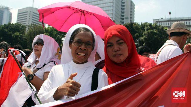 Lemhanas: Toleransi Masyarakat Indonesia Menurun
