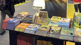 Dua Gambar Langka Tintin Dilego Rp5,8 M