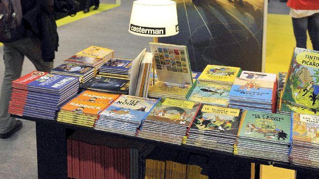 Kisah Tintin Siap Ukir Rekor Dunia Rp13,3 Miliar