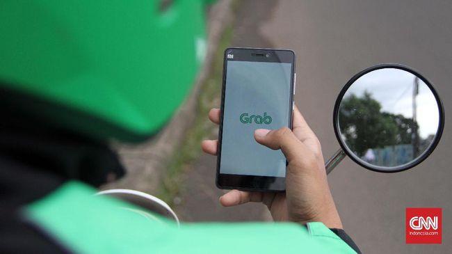 Grab: Tidak Mungkin Buka Akun Mitra yang Sudah Diblokir