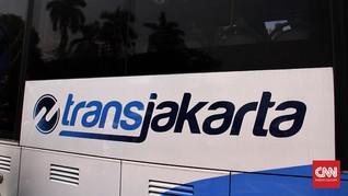 Ada Satwa di Bus TransJakarta
