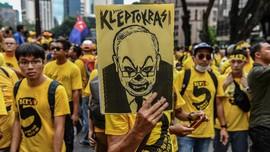 Aksi Bersih, Ribuan Warga Tuntut PM Malaysia Mundur