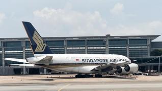 Virus Corona, 30 Penerbangan Singapore Airlines Batal ke RI